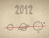 Our annual holiday video - 2012, end of the world?