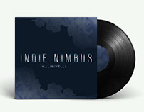 Indie Nimbus | Album Cover Design