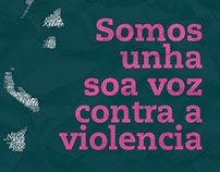 Somos una sola voz contra la violencia de género
