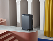 Rimowa Travel Scenes