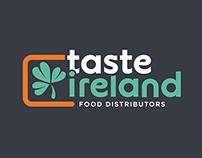 Taste Ireland Logos