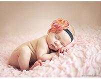 Beautiful Newborn Baby Photography