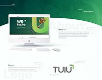 Website design - TUIU