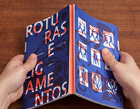 Roturas e Ligamentos, a naked book