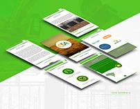 GSA | Landing Page & Mobile