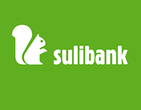 OTP Sulibank identity and web design