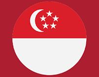 157: 2018 Series 3 - National Organization Flag