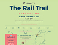 Rediscover The Rail Trail - West End Event