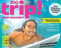 Trip Magazine | Manila | Aug2013
