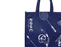 Bag Design_南港運動中心提袋設計提案