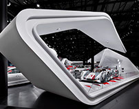 Audi Shanghai Auto Show