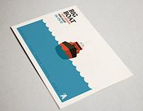 Big Boat Jam Session - Flyer