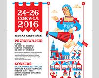 St John's Fair poster