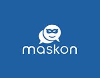 Mascon Messenger Logo