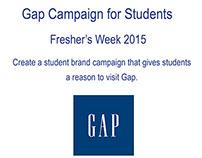 YCN Brief, Gap Campaign
