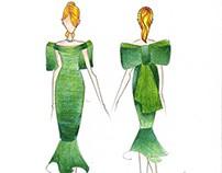 Sketch fashion
