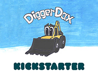 Digger Dax - Educational Animation for Children