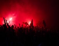 Independiente Santa Fe WE ARE ONE