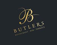 Branding for Butlers Restaurant