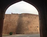 Shalimar bagh - Shah Jahan