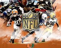 Canes in the NFL