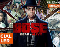 Bose Dead/Alive 2017 (Indian) series.Key make-up Poland