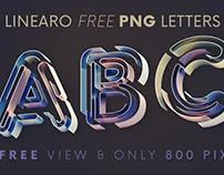 Linearo - Free 3D Lettering