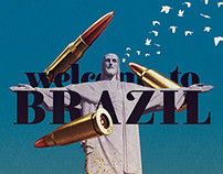 Poster - Welcome to Brazil
