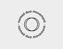 Nomad Duo Movement Identity