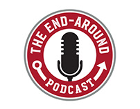 Falcons Podcast logo options