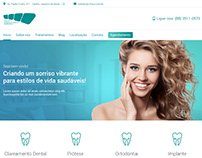 Layout PSD & HTML/CSS | Sally & Roberto Pinheiro - Odon