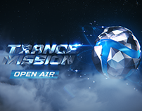 Trancemission 2014 Open Air / Logo Animation