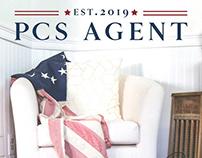 PCS Agent logo