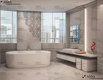 Master Washroom Design