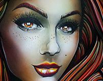 Jean Grey Canvas