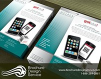 Brochure Design for Marketing Business