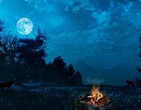 Vue Campfire