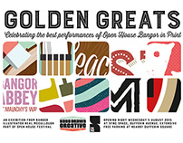 Golden Greats (Art Exhibition)