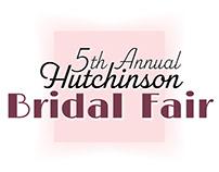 Hutchinson Bridal Fair   Marketing Material Design