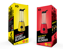 IQ Brand Packaging Series