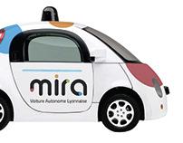 MIRA - Voiture Autonome Lyonnaise