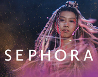 SEPHORA // Post-production