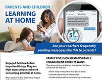 Educational Learning Services Sales Flier