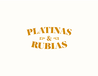 ━ Platinas & Rubias