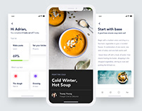 Mobile App Design Project
