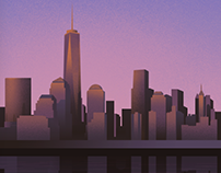 New York Times Editorial Illustration - One WTC