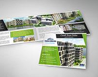 """Housing """"Twoja Dolina"""" //Leaflet"""