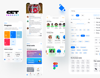 Figma iOS App Templates Design Kit