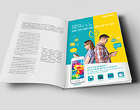 Samsung Galaxy V+ Campaign