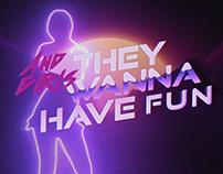 Burak Yeter - Girls Just Want To Have Fun | Lyric Video